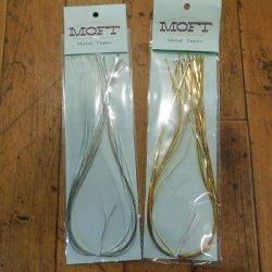 画像1: 【MOFT】 Metal Tapes (金属製フラットティンセル)
