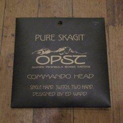 画像1: 【OPST】 Pure Skagit COMMANDO HEAD