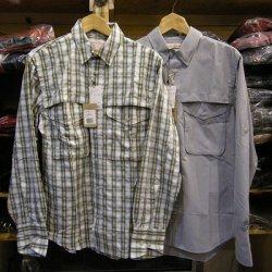 画像1: 【FILSON】 Angler Shirt