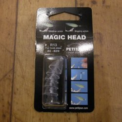 画像1: 【Petitjean】 Magic Head