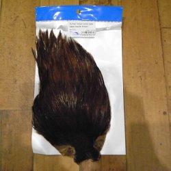 画像2: 【Eumer】 Indian cock neck cape hackle