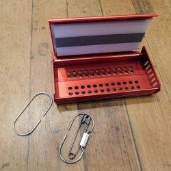 画像2: 【Flux】 Kty アルミパッチボックス Lサイズ
