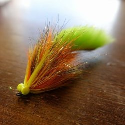 画像2: 【Aqua Flies】 Hareball Leech