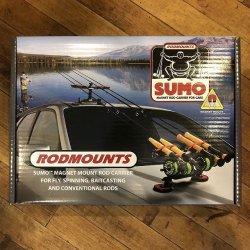 画像1: 【SUMO】 Sumo Magnet Mount Rod Carrier