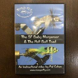 画像1: 【DVD】 Tying the Merganser and Hott Butt Toad