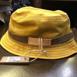 画像2: 【OUTSIDE-IN】Wax Bucket Hat(ワックス バケットハット)