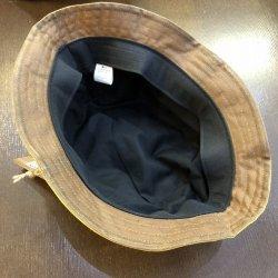 画像3: 【OUTSIDE-IN】Wax Bucket Hat(ワックス バケットハット)