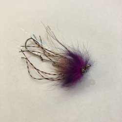 画像1: 【Aqua Flies】Brett's Klamath Intruder