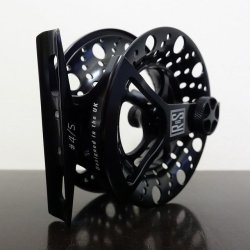 画像3: 【Wychwood】 River & Stream Reel #4/5 Black