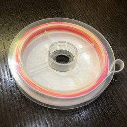 画像2: 【Rio】 2-Tone Indicator Tippet Yellow/Pink