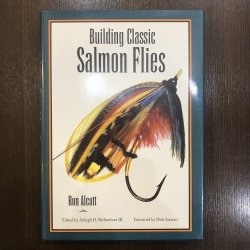 画像1: 【書籍】 Building Classic Salmon Flies - Ron Scott