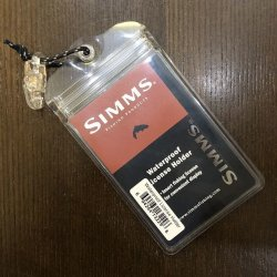 画像1: 【SIMMS】WATERPROOF LICENSE HOLDER