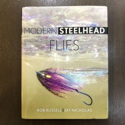 画像1: 【書籍】 Modern Steelhead Flies by Rob Russell and Jay Nicholas