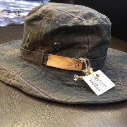 画像3: 【OUTSIDE-IN】Wax Hat(ワックス ハット)