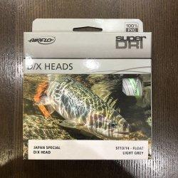画像1: 【AIRFLO】 DELTA-X ShootingHead(Floating)