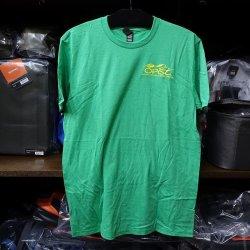 画像1: 【OPST】Logo T Shirts - Green(SALE)