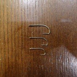 画像2: 【Alec Jackson's】Crystal North Country Trout Fly Tying Hooks