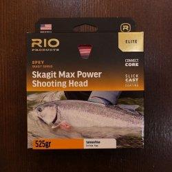 画像1: 【RIO】RIO Elite Skagit Max Power Shooting Head