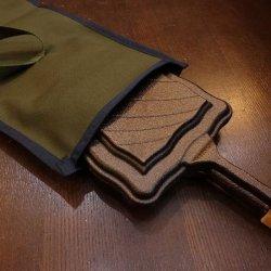 画像3: 【OUTSIDE-IN】Hot n' Toasty 帆布製専用ケース