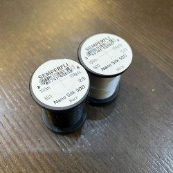 画像1: 【Semperfli】ナノシルク 12/0 ファインGSPスレッド 50D