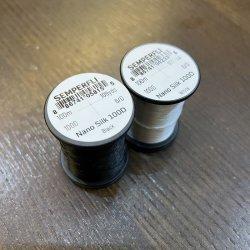 画像1: 【Semperfli】ナノシルク 6/0 プレデターGSPスレッド 100D