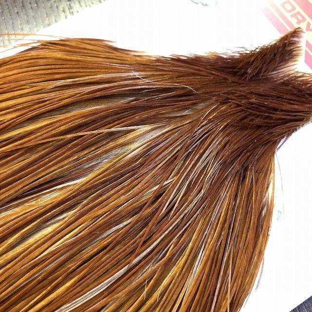 【WHITING】 Bronze Grade Cape Medium Ginger